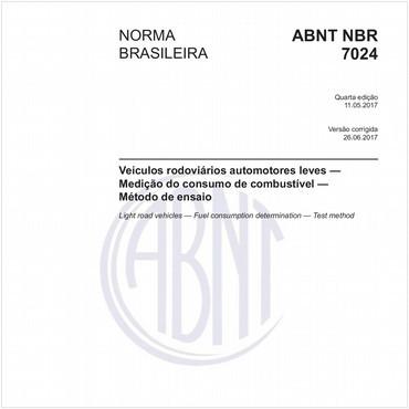 NBR7024 de 05/2017