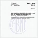 NBR15949 de 05/2011