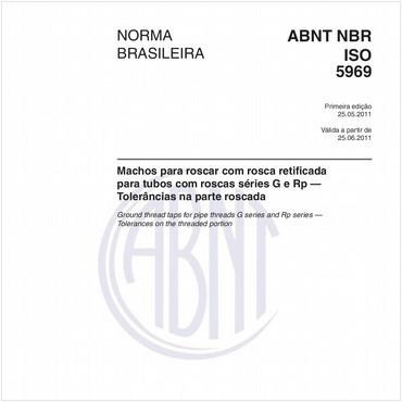NBRISO5969 de 05/2011