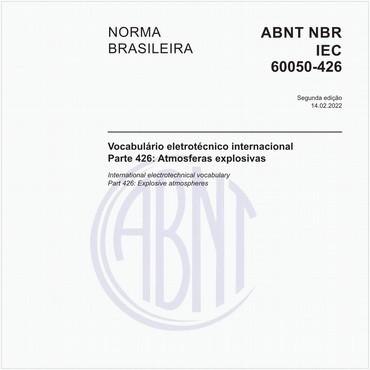 NBRIEC60050-426 de 06/2011