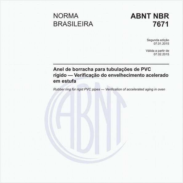 NBR7671 de 01/2015