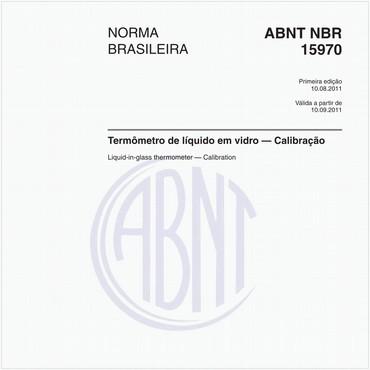 NBR15970 de 08/2011