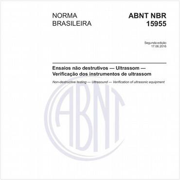 NBR15955 de 06/2016