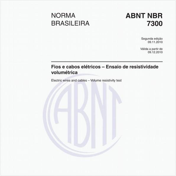 NBR7300 de 11/2010