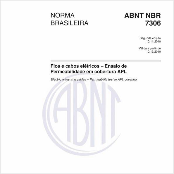 NBR7306 de 11/2010