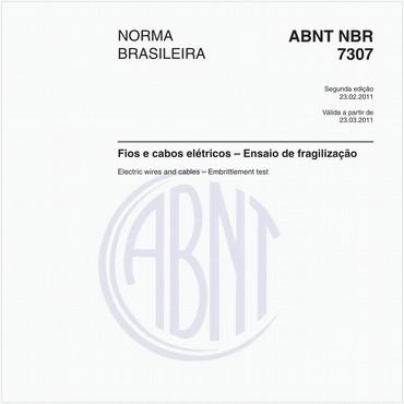 NBR7307 de 02/2011