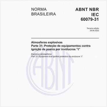 NBRIEC60079-31 de 10/2014