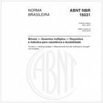NBR16031