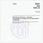 ABNT ISO GUIA35