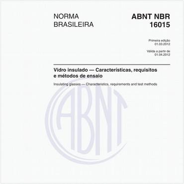 NBR16015 de 03/2012
