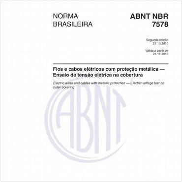 NBR7578 de 10/2010