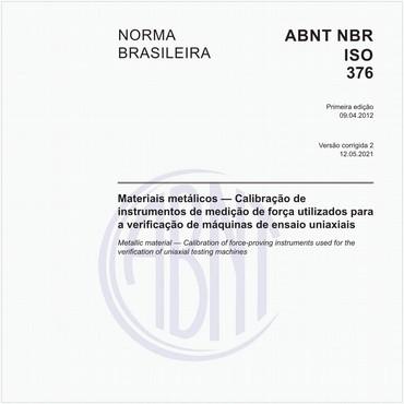 NBRISO376 de 04/2012