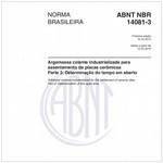 NBR14081-3