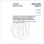 NBR14081-5