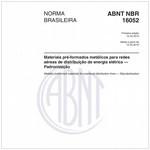 NBR16052