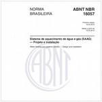 NBR16057