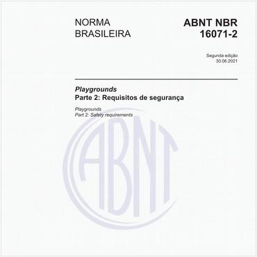 NBR16071-2 de 06/2012