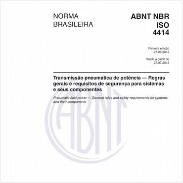 NBRISO4414 de 06/2012