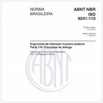 NBRISO9241-110 de 07/2012