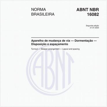 NBR16082 de 07/2012