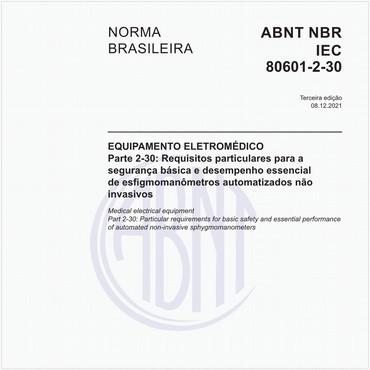 NBRIEC80601-2-30 de 10/2014