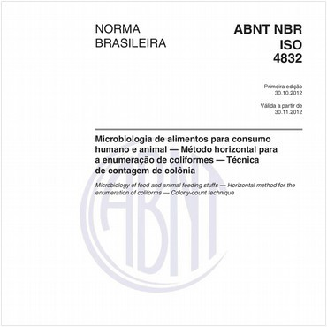 NBRISO4832 de 10/2012