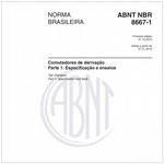 NBR8667-1