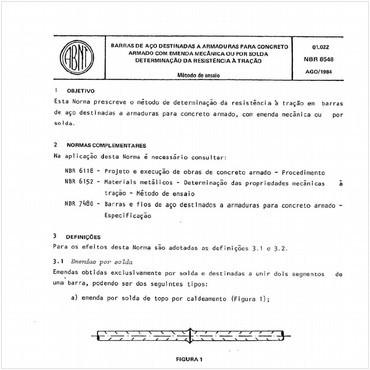 NBR8548 de 08/1984