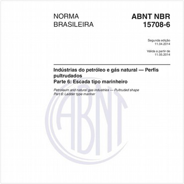 NBR15708-6 de 04/2014