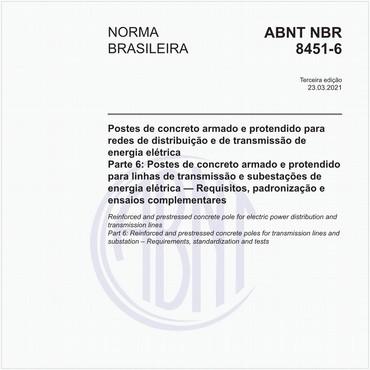 NBR8451-6 de 03/2021