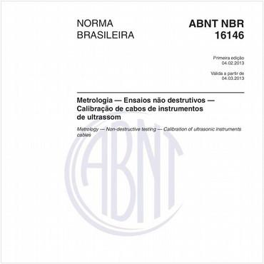 NBR16146 de 02/2013