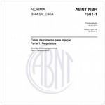 NBR7681-1