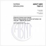 NBR7681-2