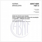 NBR7681-3