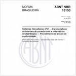 NBR16150