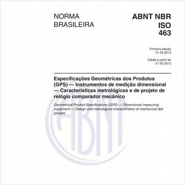 NBRISO463 de 04/2013