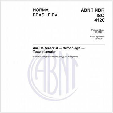 NBRISO4120 de 04/2013