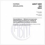 NBRISO9864