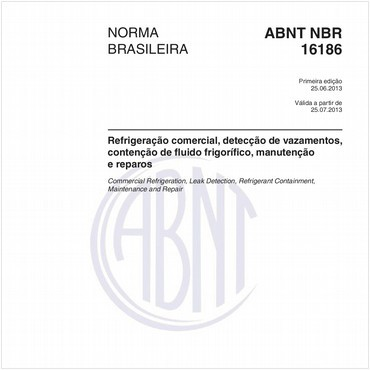 NBR16186 de 06/2013