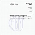 NBR8197
