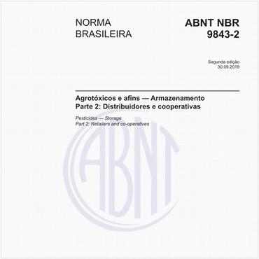 NBR9843-2 de 09/2019