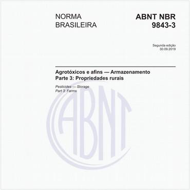 NBR9843-3 de 09/2019