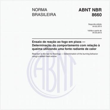 NBR8660 de 02/2013