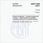 NBR10441