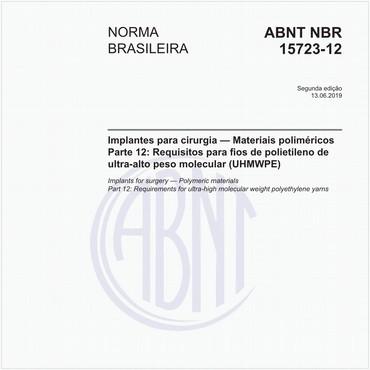 NBR15723-12 de 06/2019