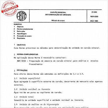 NBR8293 de 12/1983