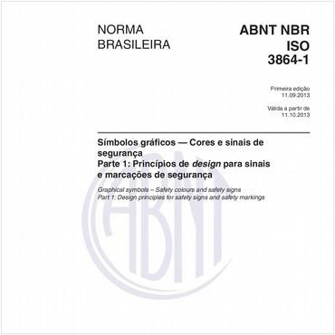 NBRISO3864-1 de 09/2013