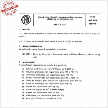 NBR8314 de 12/1983