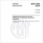 NBR16230