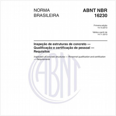 NBR16230 de 10/2013